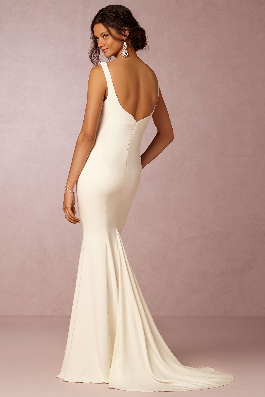 shop the bride wedding dresses back detail name brand wedding dresses Abigail Gown Abigail Gown