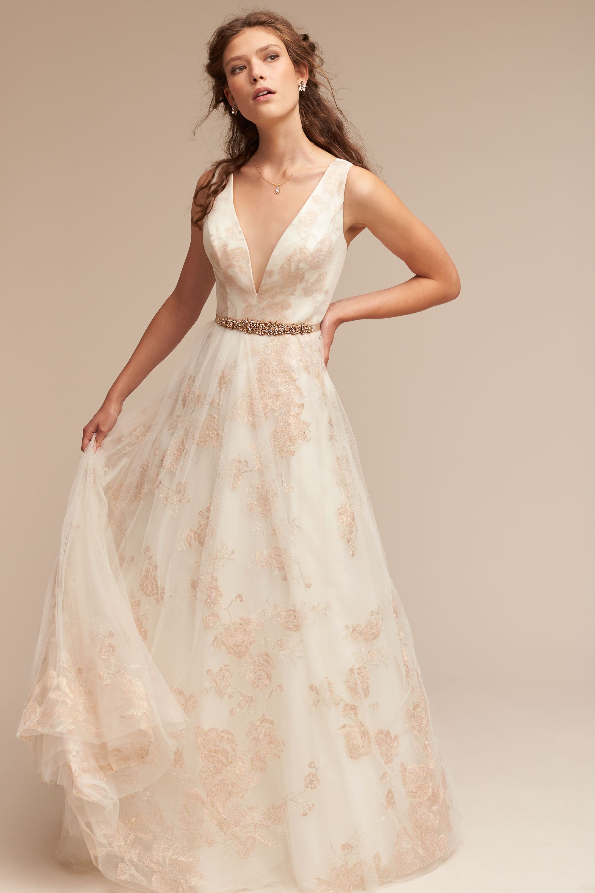 shop sale discounted wedding dresses Lily Gown