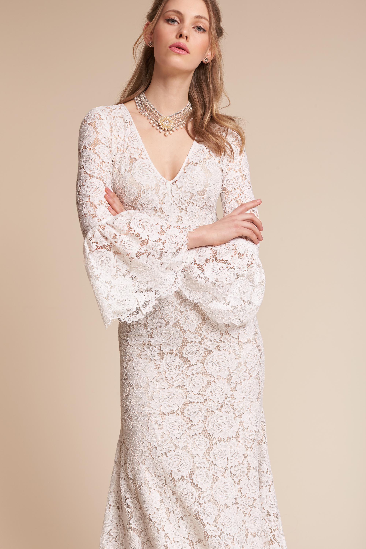 bride wedding dresses sleeves wedding dressing Harbor Gown Harbor Gown