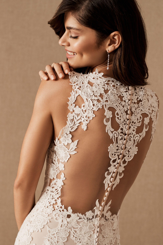 Harlow Gown in Bride Bhldn | Dream Wedding IdeaS Around The World