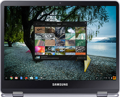 Change the Background on Your Chromebook Plus