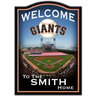 San Francisco Giants MLB Collectibles, Jewelry, Trains, Wall Decor - carosta.com