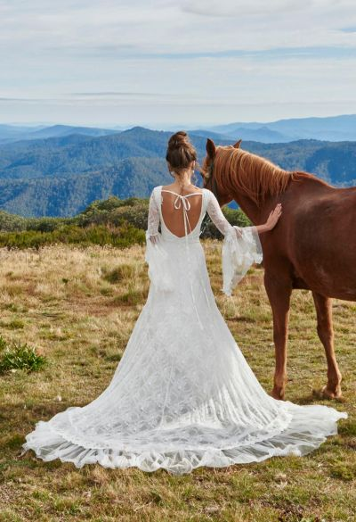 Grace Loves Lace Wedding Dresses - Rustic Wedding Chic