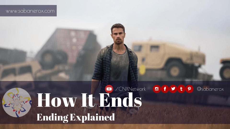 How It Ends  Netflix Original    Ending Explained     El Sabanero X how it ends ending explained