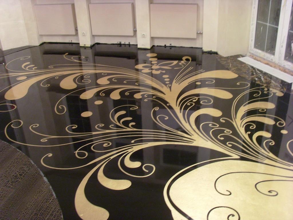 Selvnivellerende gulve i bolig hus - Cemstroy - byggeri, design ...