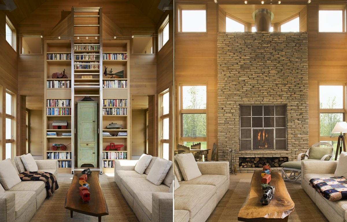 """Style """"land"""" i indretning (foto)   samstroy   konstruktion, design ..."""