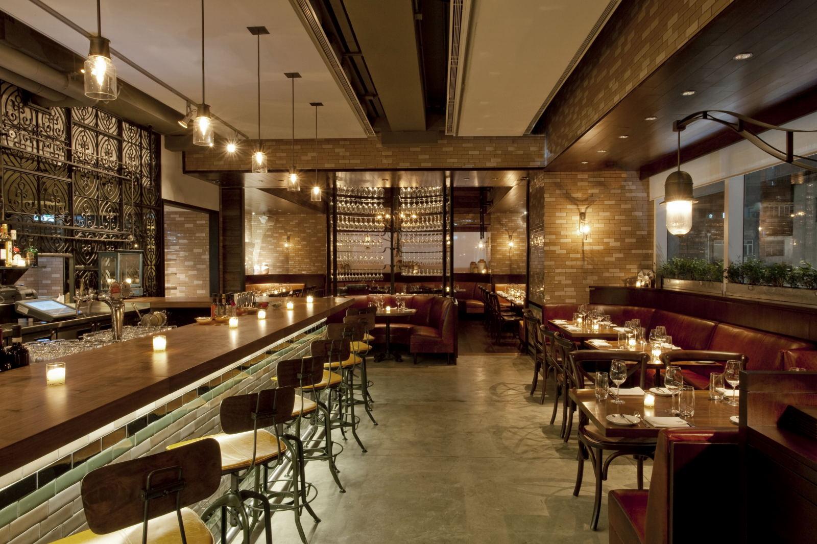 Insider tip: restauranten design - Samstroi - byggeri, design ...