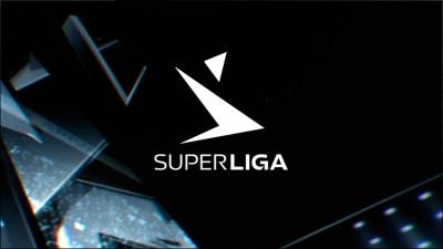 Superliga /// Logo ident.