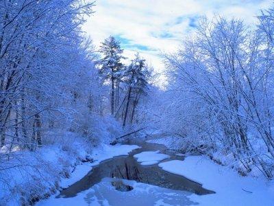 Winter Season Views   Ever Cool Desktop Wallpaper