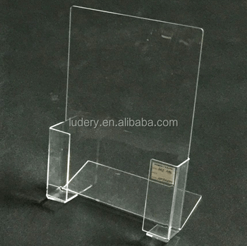High Quality Wall Mount Acrylic Brochure Holder   Buy Acrylic     High quality wall mount acrylic brochure holder