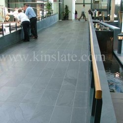 S 0101xz Natural Flooring Stone Green Color Slate Floor Tiles View