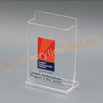 Acrylic Bank Brochure Holder With Name Card acrylic Wall Hanging     acrylic bank brochure holder with name card acrylic wall hanging brochure  holder plastic table