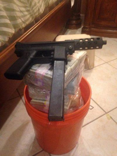 24 buckets of cash: Luis Hernandez-Gonzalez Selma ...