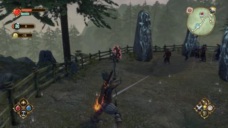 Fable Door Combat Multiplier