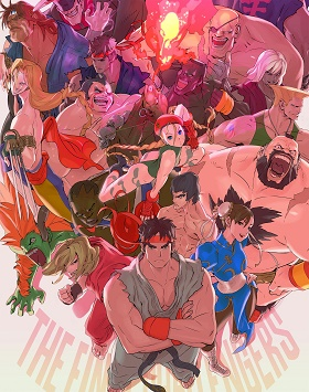 Scoop   Where the Magic of Collecting Comes Alive    The World     While the first Street Fighter title celebrates its 30th anniversary later  this year  having released in 1987  it was Street Fighter II that really  put the