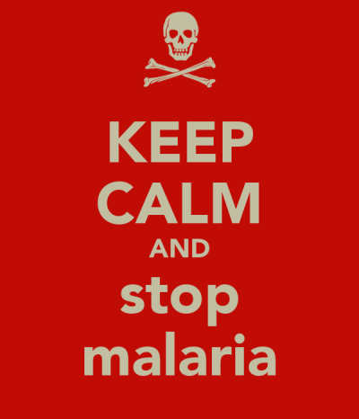 KEEP CALM AND stop malaria Poster | otto | Keep Calm-o-Matic