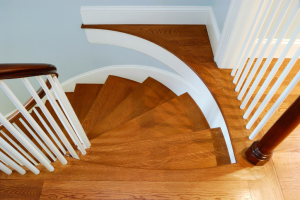 Hardwood Steps In Style