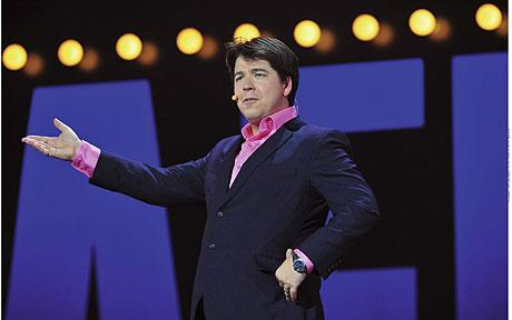 So how hard is it to be a stand up comedian    Telegraph Michael McIntyre  the stand up comedian  is worth     10million