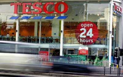 Twice as many Tescos open 24/7 as police stations - Telegraph