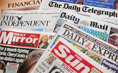 Newspaper regulation 'almost certainly illegal' under EU ...