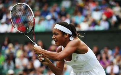 Wimbledon 2014: Heather Watson can take positives from battling Centre Court defeat by Angelique ...