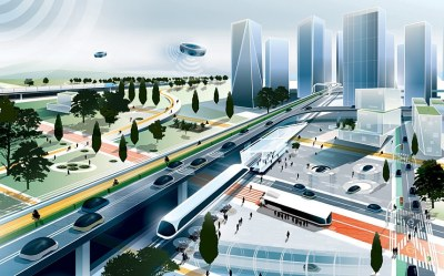 What the roads of the future could look like - Telegraph