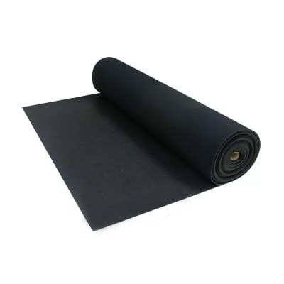 Rubber-Cal, Inc. Tuff-n-Lastic Rubber Runner Mat Rolled Flooring   Wayfair