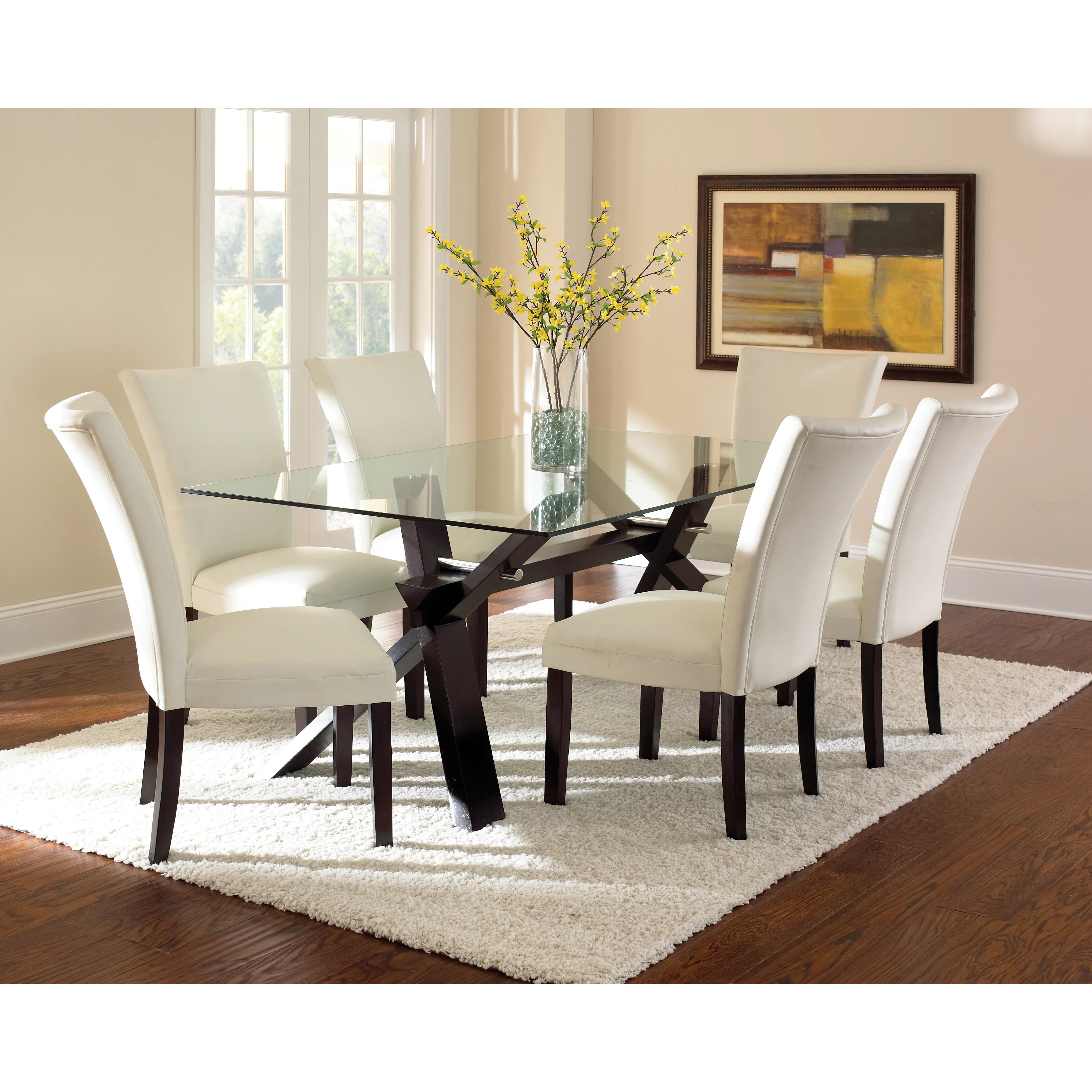 modern contemporary kitchen dining tables c a~ contemporary kitchen tables Hargrave Dining Table
