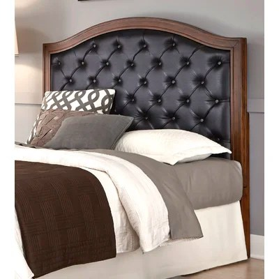 Home Styles Duet Upholstered Headboard & Reviews | Wayfair