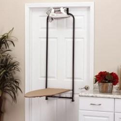Household Essentials Steel Top Over the Door Ironing Board Reviews