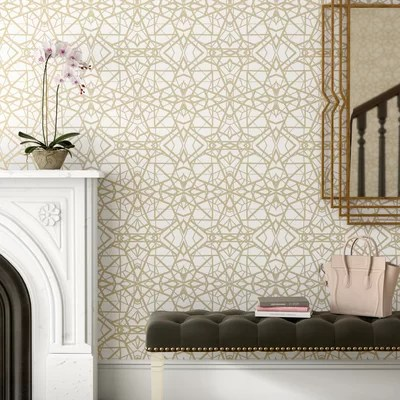 Peel and Stick Wallpaper You'll Love | Wayfair