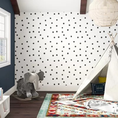 Peel and Stick Removable Wallpaper You'll Love | Wayfair