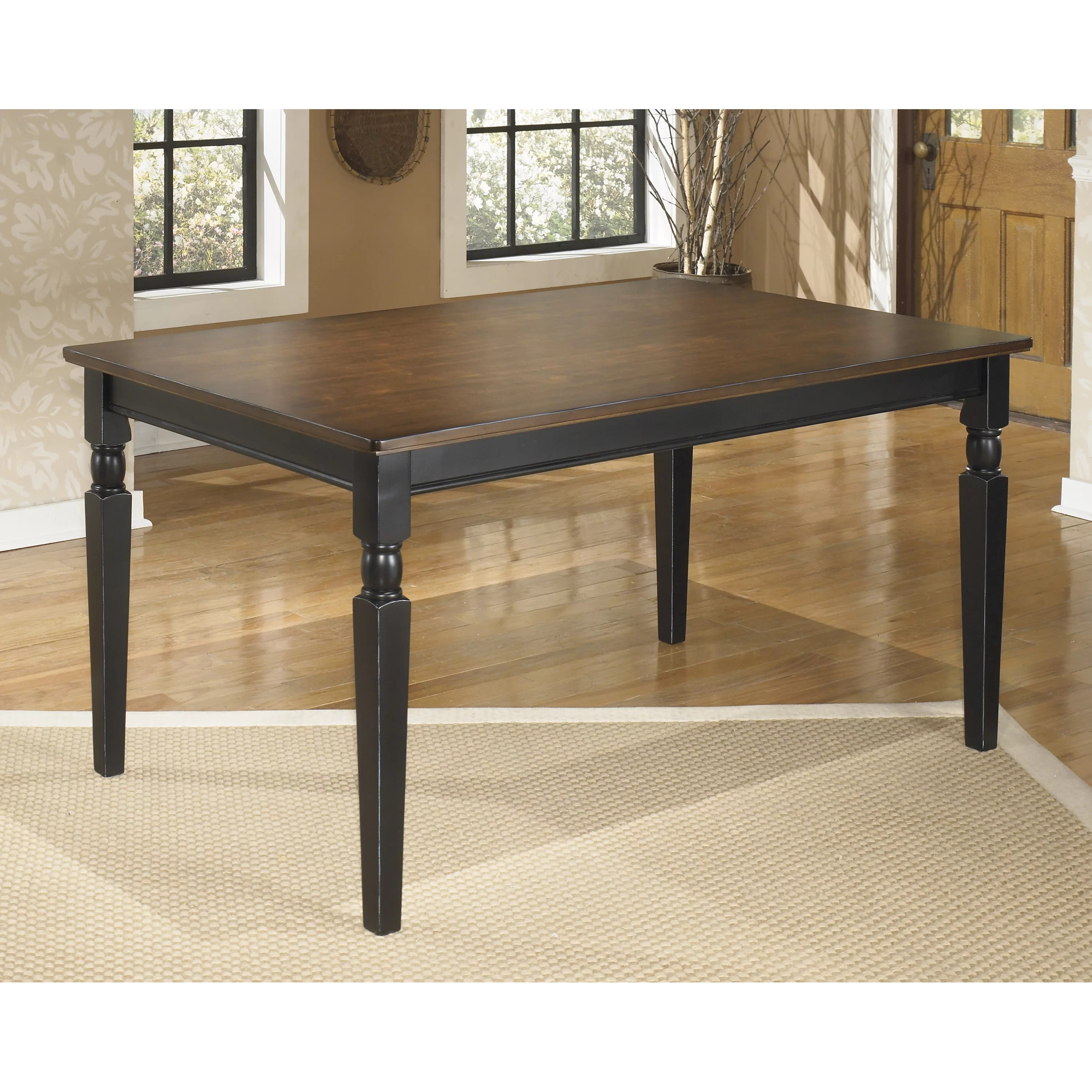 kitchen dining tables c the kitchen table Velma Dining Table