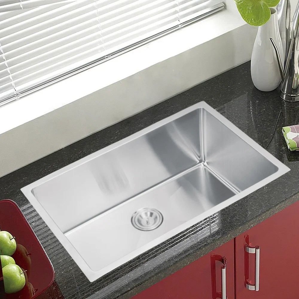 dCOR design Brier Single Bowl Kitchen Sink DCRN hahn kitchen sinks dCOR design Brier Single Bowl Kitchen Sink