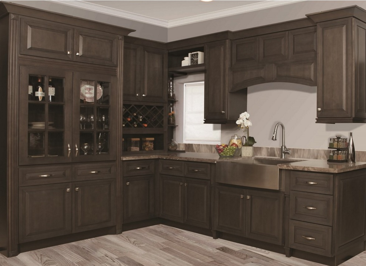 fx kitchen cabinets staining kitchen cabinets Stone Kitchen Cabinets