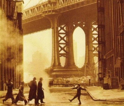 Once upon a time in America   Sergio Barce