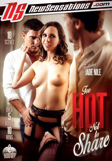Too Hot Not To Share DVD New Sensations 2 Disc Set