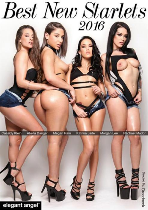 Big Dick, Threesome, Black Hair, Black, Interracial, Pierced Bellybutton, Tattoos, Pierced Clit, Small Tits, Pierced Nipples, Collar, Boots, Fishnet, Natural Breasts, Garters, Stockings, All Sex, Feature, Star-Power, Cassidy Klein, Abella Danger, Megan Rain, Katrina Jade, Morgan Lee, Rachael Madori, Dreadneck, Elegant Angel, Best New Starlets 2016, Porn DVD