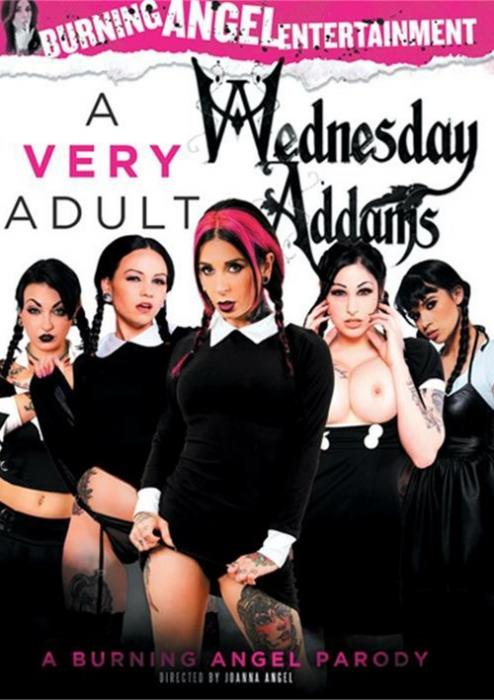 A Very Adult Wednesday Addams XXX Parody -