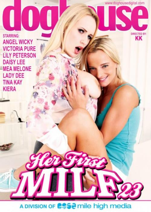 Her First MILF 23, Dog House Digital, K.K., Angel Wicky, Victoria Pure, Lily Peterson, Daisy Lee, Mea Melone, Lady Dee, Tina Kay, Kiera, 18+ Teens, All Girl, Lesbian, All Sex, European, Mature, MILF, Old & Young Females (18+), Sex Toy Play