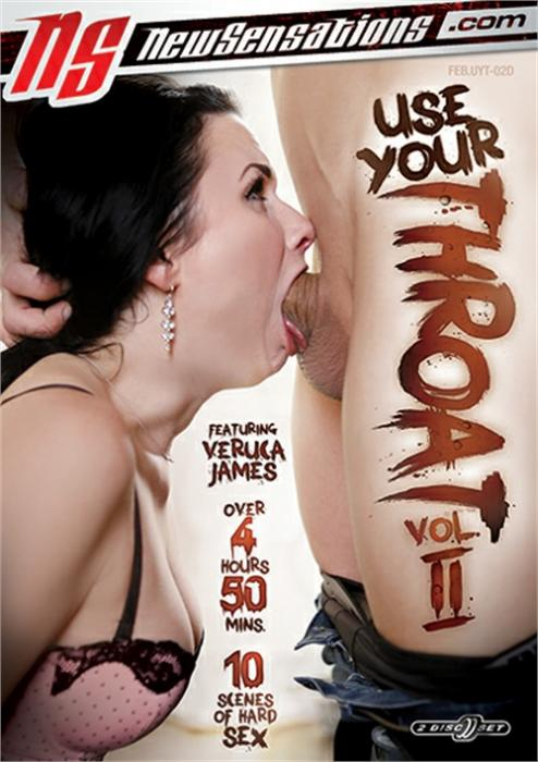 Use Your Throat 2 (2017) XXX DVD