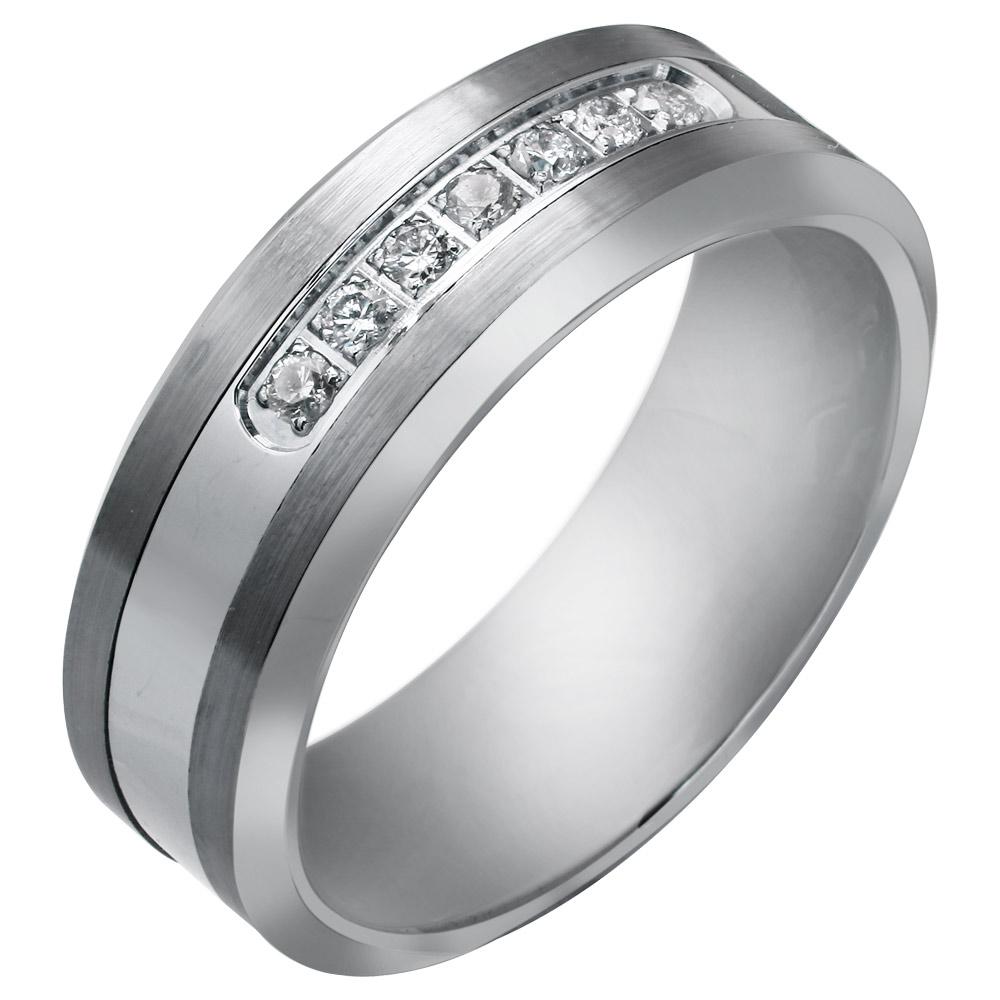 mens wedding rings mens diamond wedding bands Men s Wedding Rings