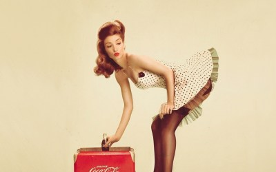 Pin Up Vintage Wallpaper (65+ immagini)