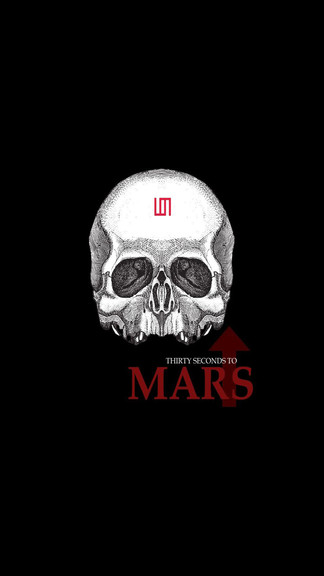 30 seconds to mars iphone wallpaper - SF Wallpaper