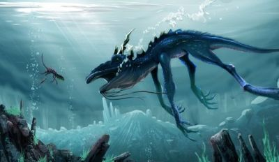 Deep sea wallpaper - SF Wallpaper