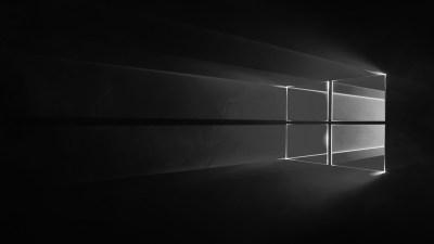 Windows 10 Wallpaper Black-2 - Supportive Guru