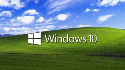 Windows 10 Wallpaper Green-2 - Supportive Guru