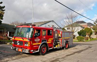 Seattle Now & Then: Fire Station No. 9 | DorpatSherrardLomont