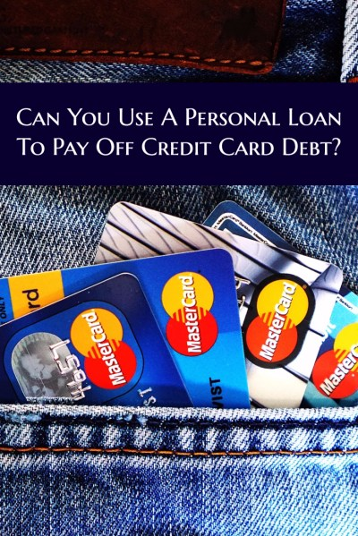 Can I Use A Personal Loan To Pay Off Credit Card Debt? - Shopping Kim
