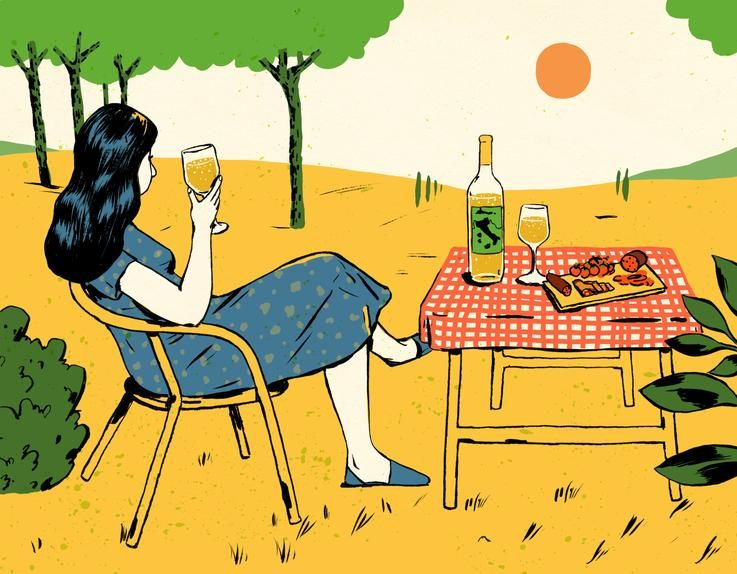 An Under the Radar Italian Wine Made for Summer Drinking   WSJ An Under the Radar Italian Wine Made for Summer Drinking